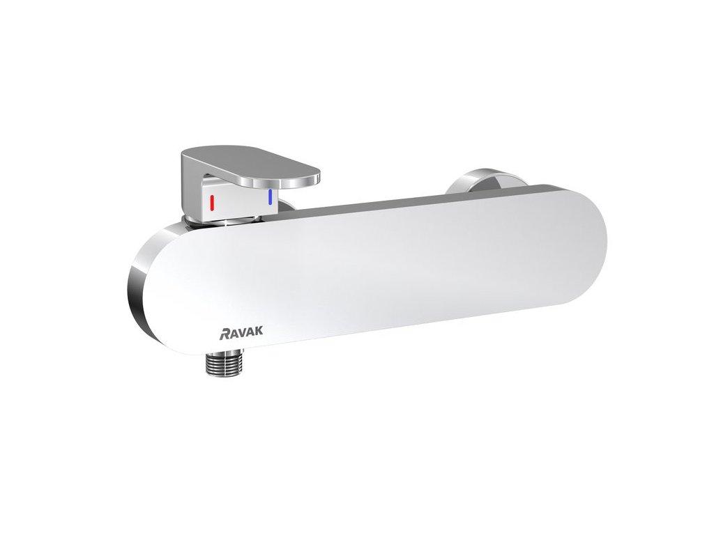 Ravak sprchová nástěnná baterie Chrome, 150 mm - CR 032.00/150