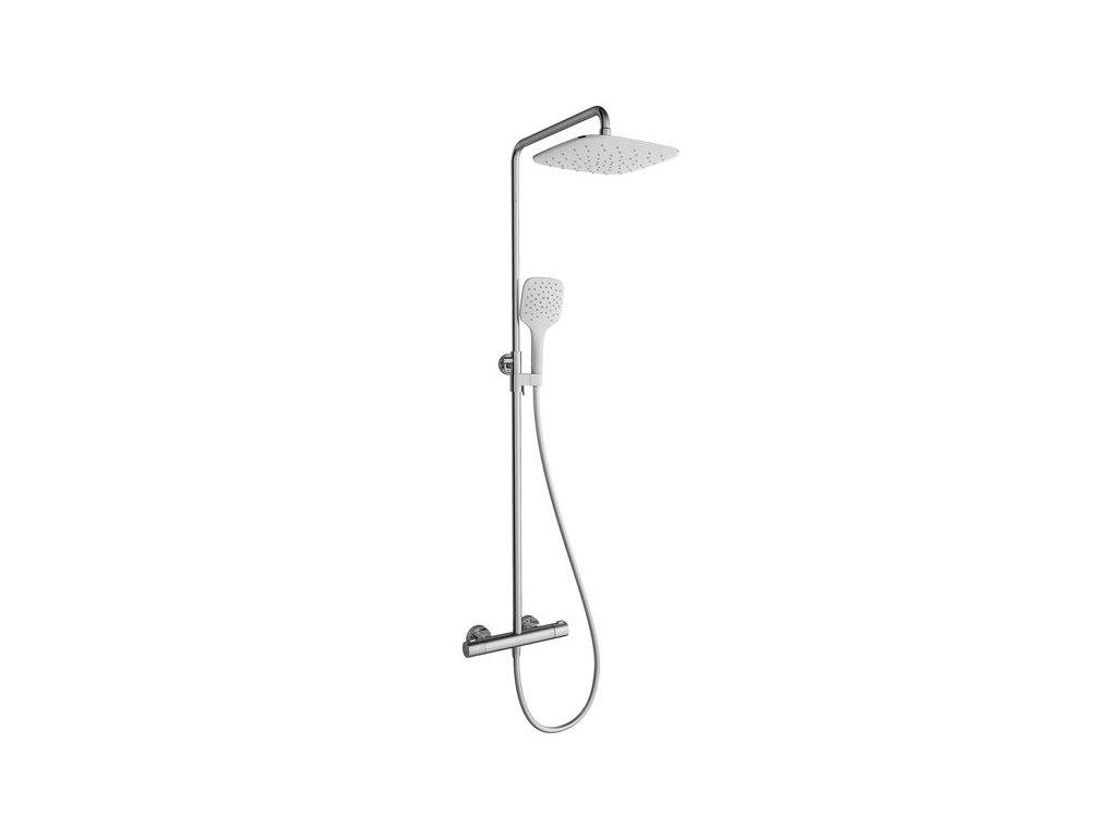 Ravak sprchový sloup s termostatickou sprchovou baterií Termo 300 - TE 093.00/150