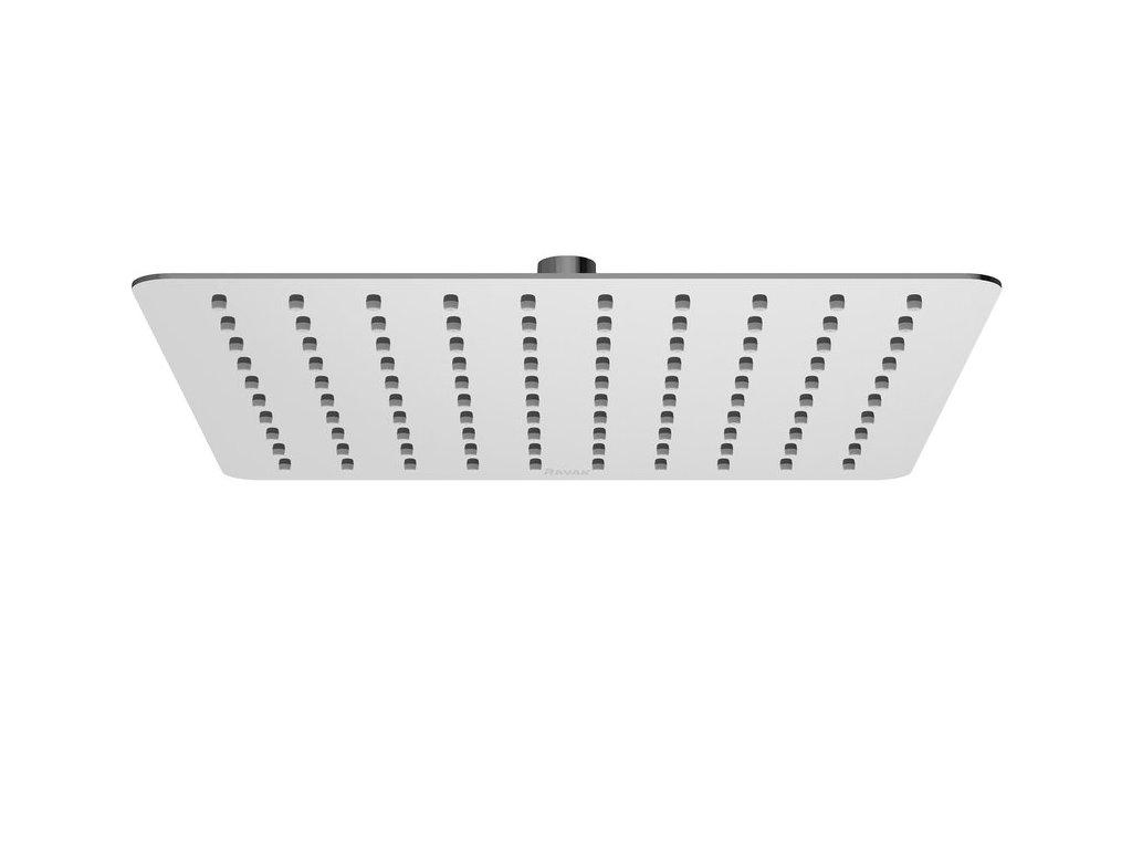 Ravak hlavová čtvercová sprcha Chrome, 300 mm - 982.00