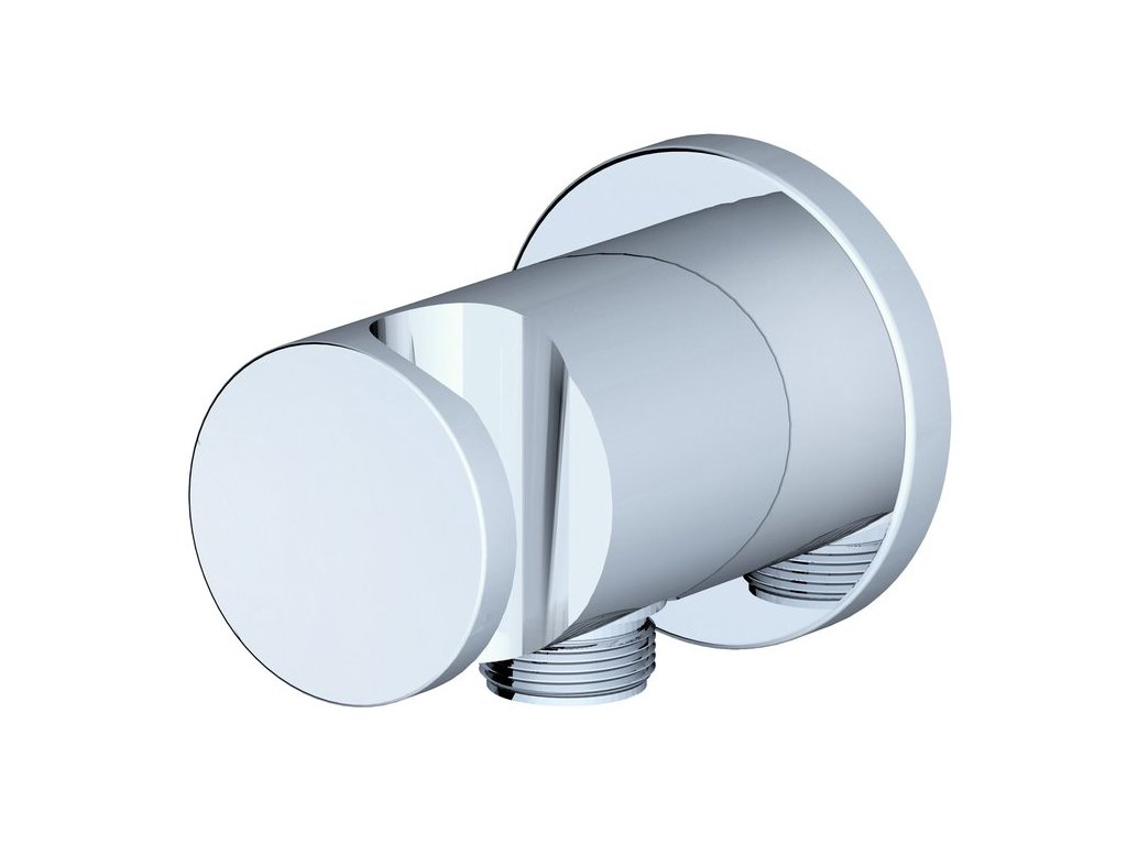 Ravak mosazný držák sprchy s vývodem vody - 706.00