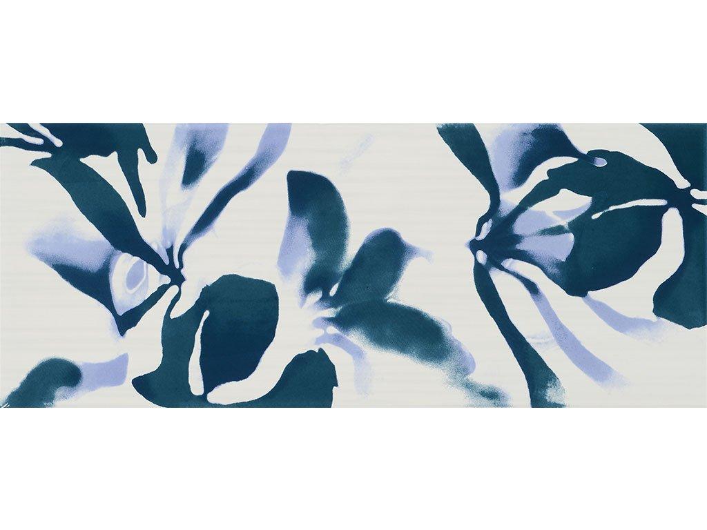 Fiore dekor modra kvet rec web