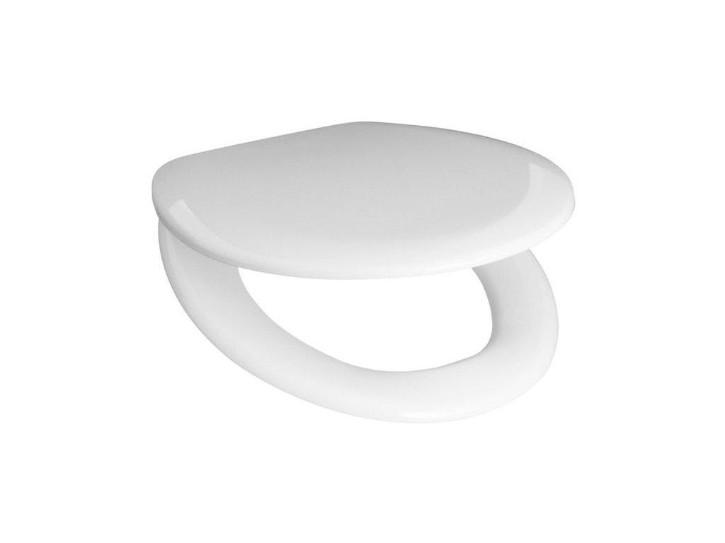 jika zeta klozetove sedatko s poklopem termoplast kovove uchyty h8932710000637