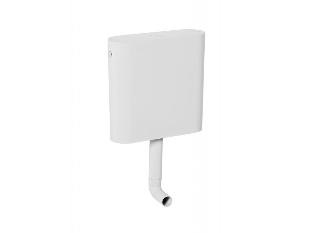 Jika WC nádržka kombi, boční napouštění, Dual Flush, bílá - H8937100000001