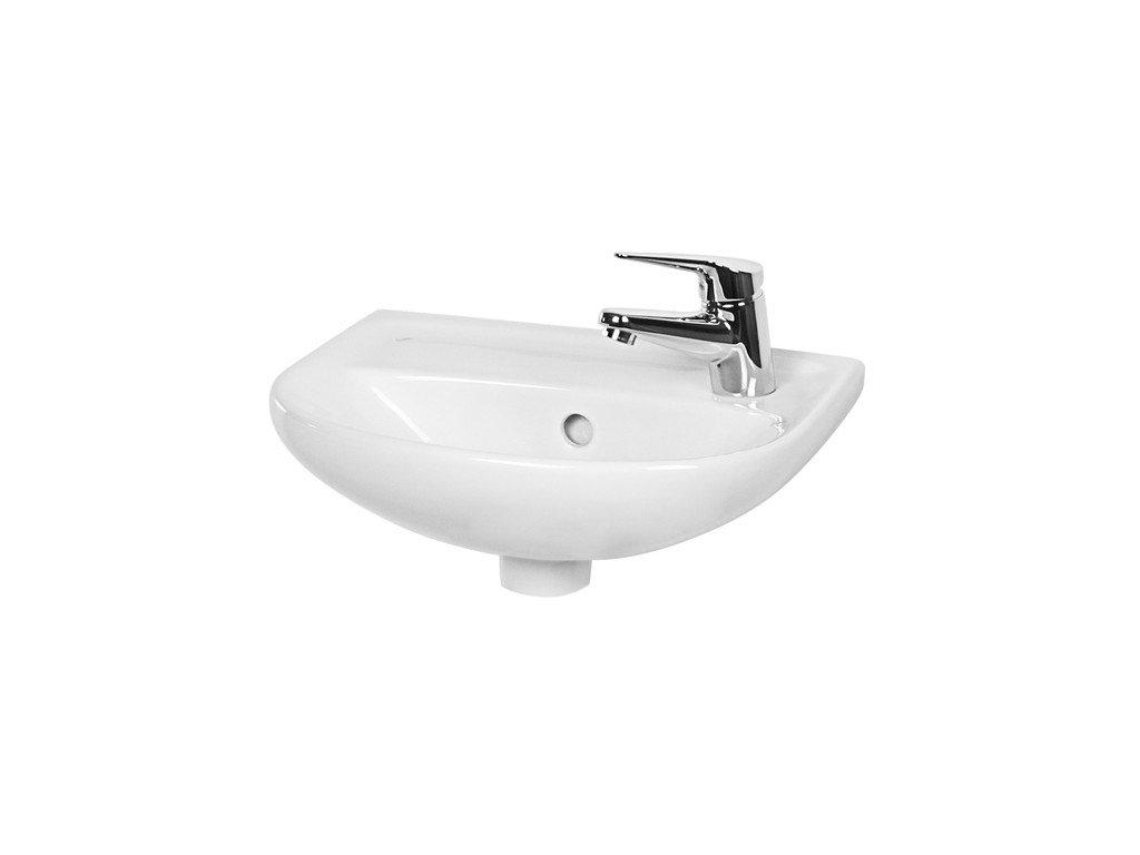 Jika závěsné umývátko Lyra Plus, 40x31 cm, pravé, bílá - H8153810001061