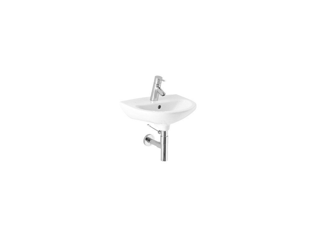 Jika závěsné umývátko Mio, 45x36 cm, bílá - H8157110001041
