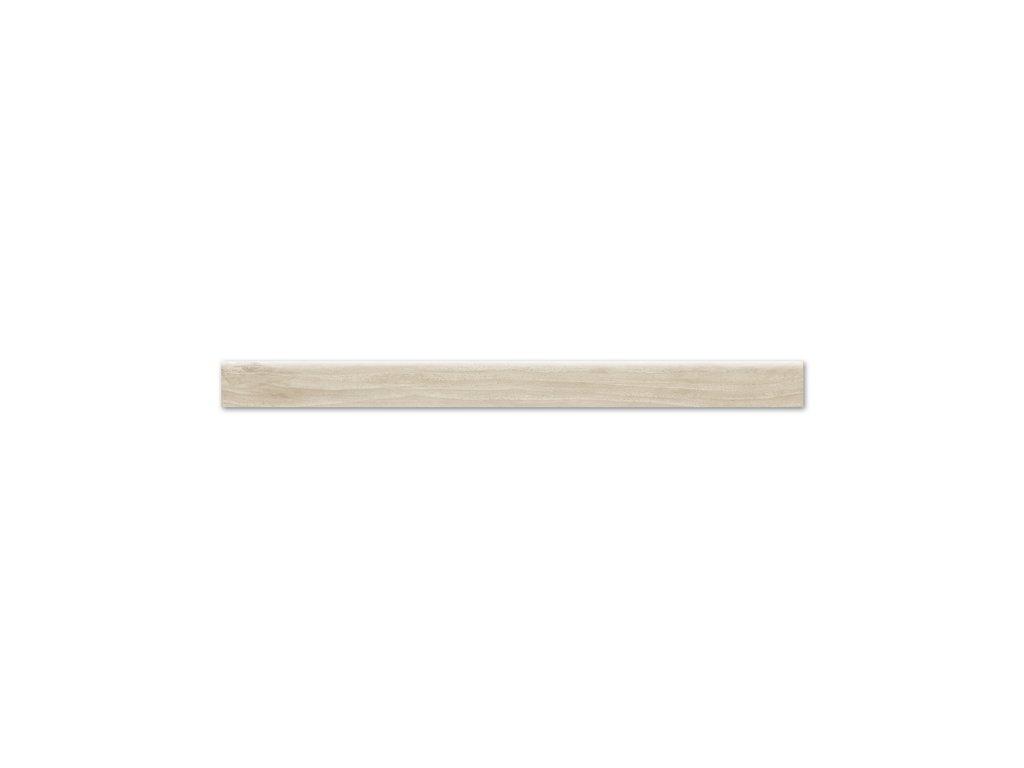 Sokl Aspen, 8x101 cm, maple, mat, rektifikovaná