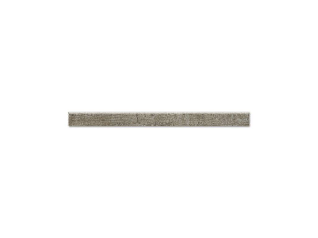 Sokl Aspen, 8x101 cm, royal grey, mat, rektifikovaná