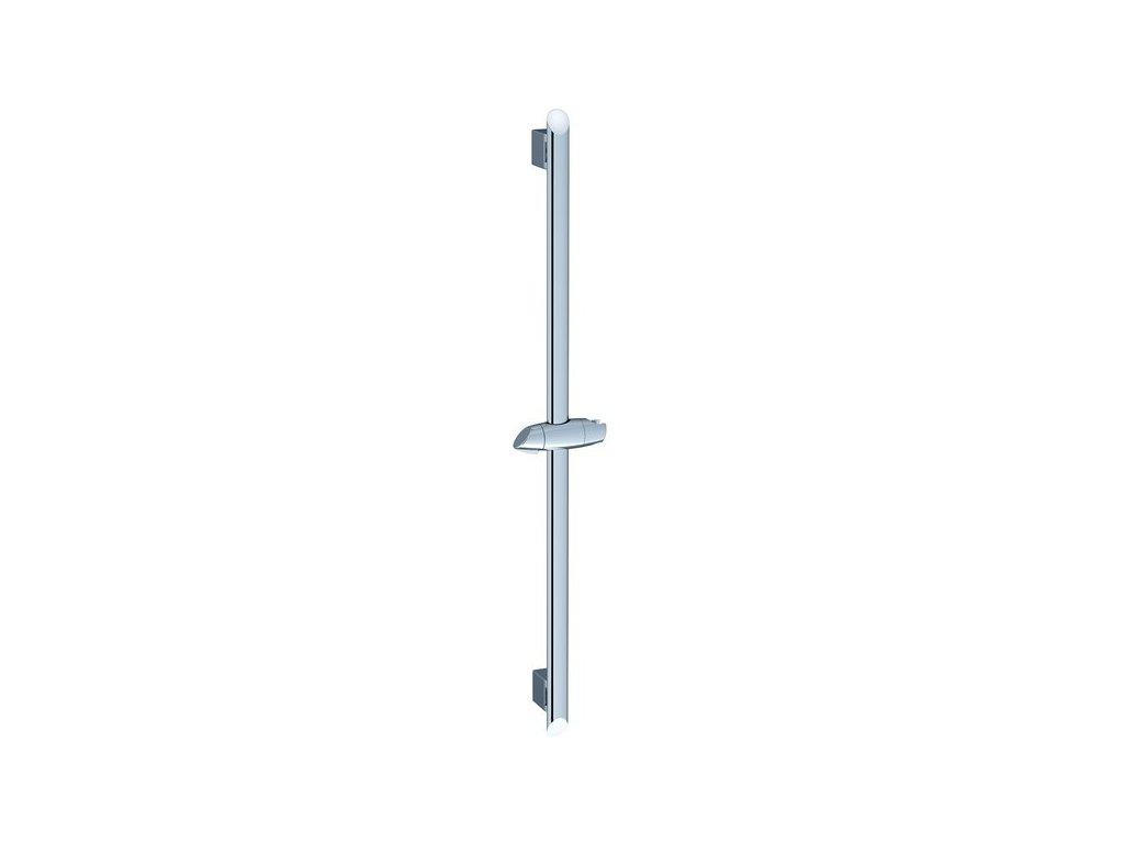 Ravak sprchová tyč s posuvným držákem sprchy, 90 cm - 973.00