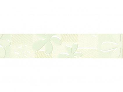 Rosa zelena listela web