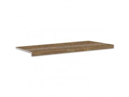 Schodovka Reno, 16x101 cm, sapeli, mat, rektifikovaná