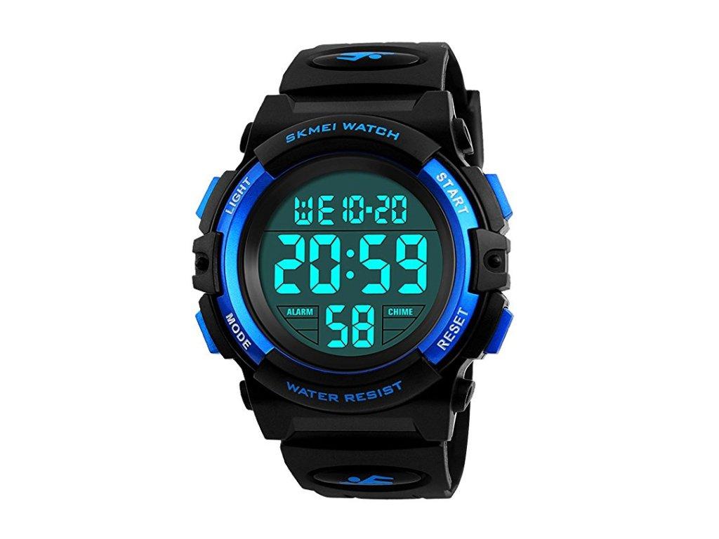 Dětské vodotěsné digitální hodinky do vody a jiné sporty - Sapelo.cz 0827a895370