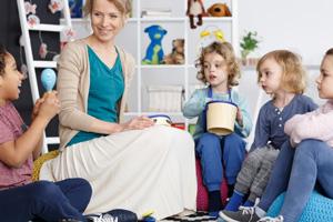 Role učitelky v mateřské škole