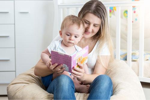 10. měsíc miminka aneb 1. slova