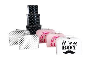 Dárkové kufříky a krabice