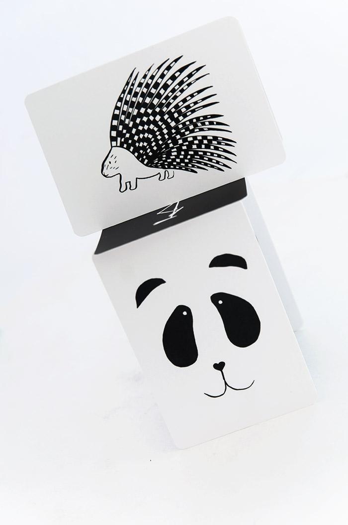 stimulačni kartičky pro miminka