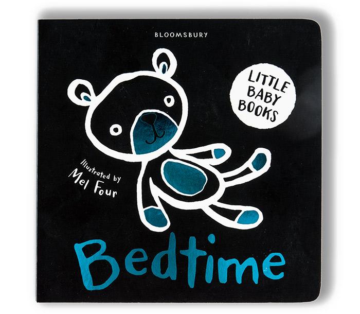 vysoce kontrastní kniha pro miminka
