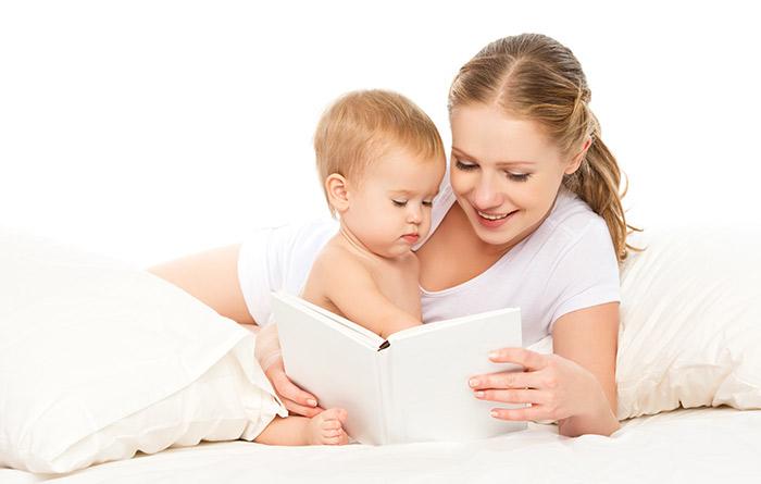černobila knížka pro miminka
