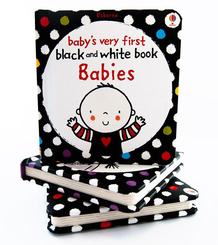 Černobílé pro miminka