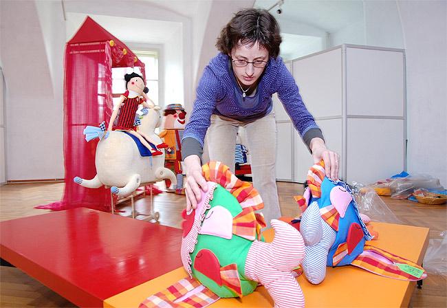 výroba plyšových hraček