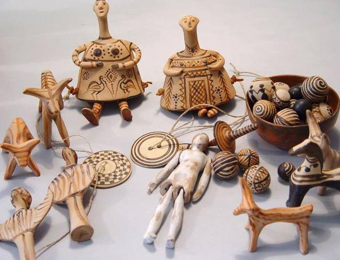 historický vývoj hračky