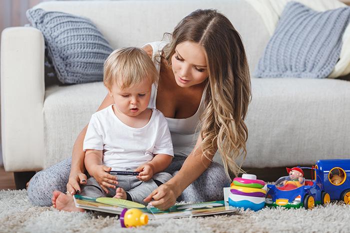 jaké hračky pro dvouleté dítě