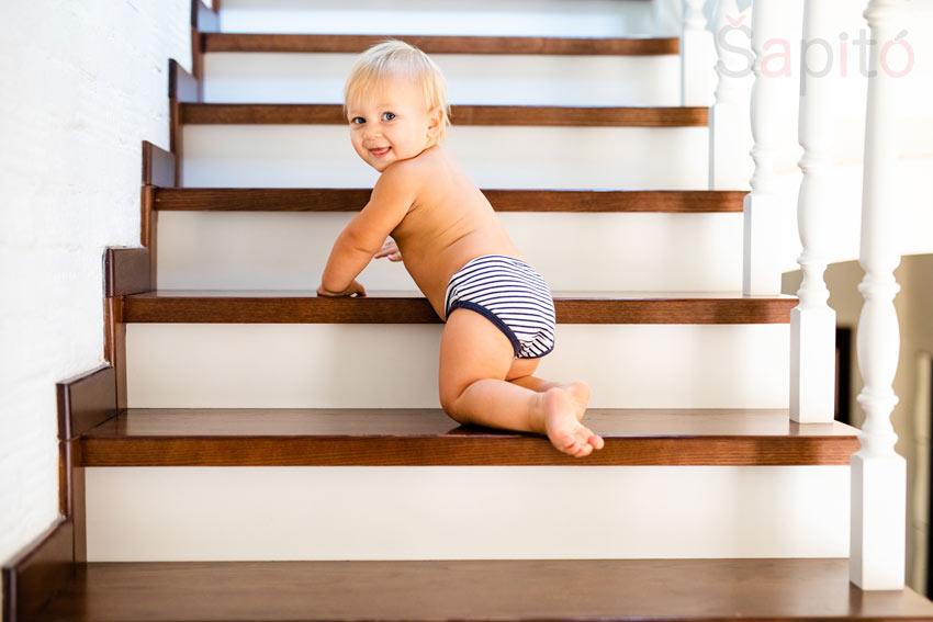 10 měsíční miminko