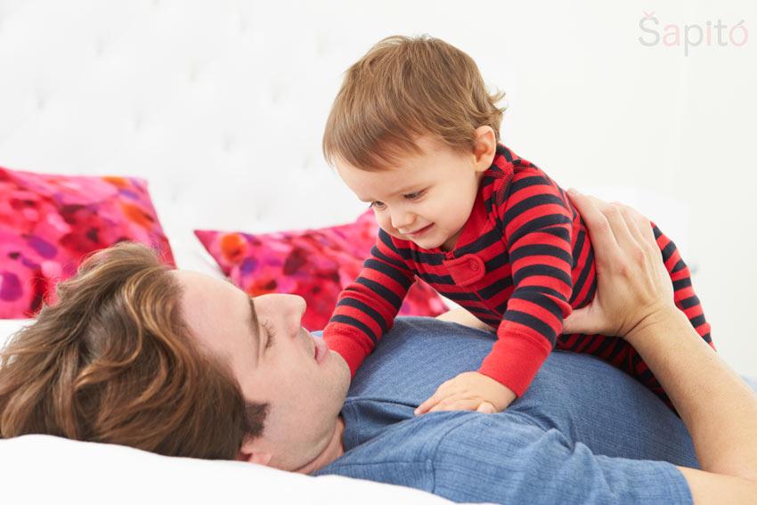 psychomotorický vývoj dítěte 11.měsíc