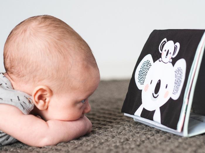 knizky pro miminka