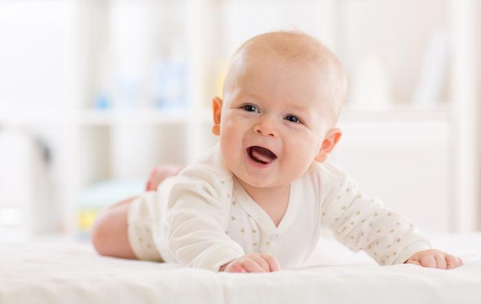 kojenec vývoj