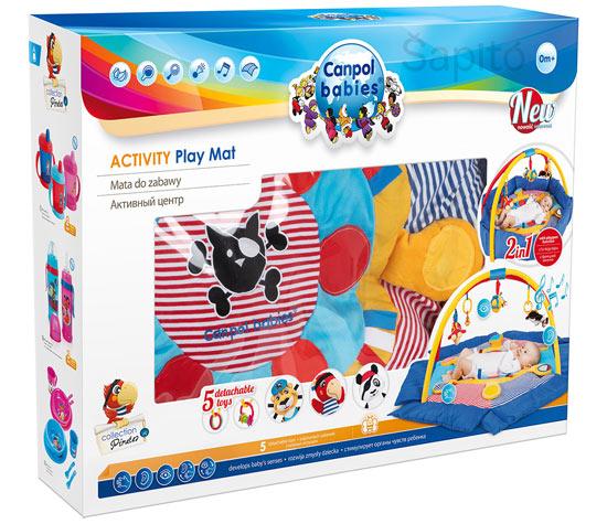 hrací deka canpol babies