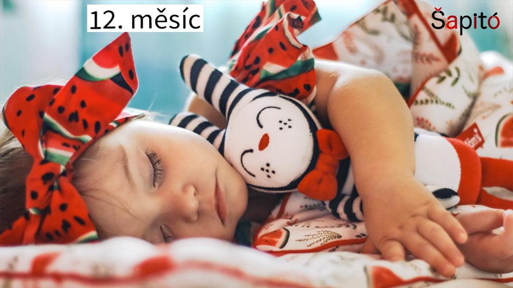 zrak novorozence