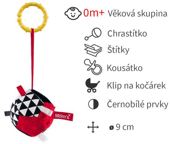 míček pro miminka