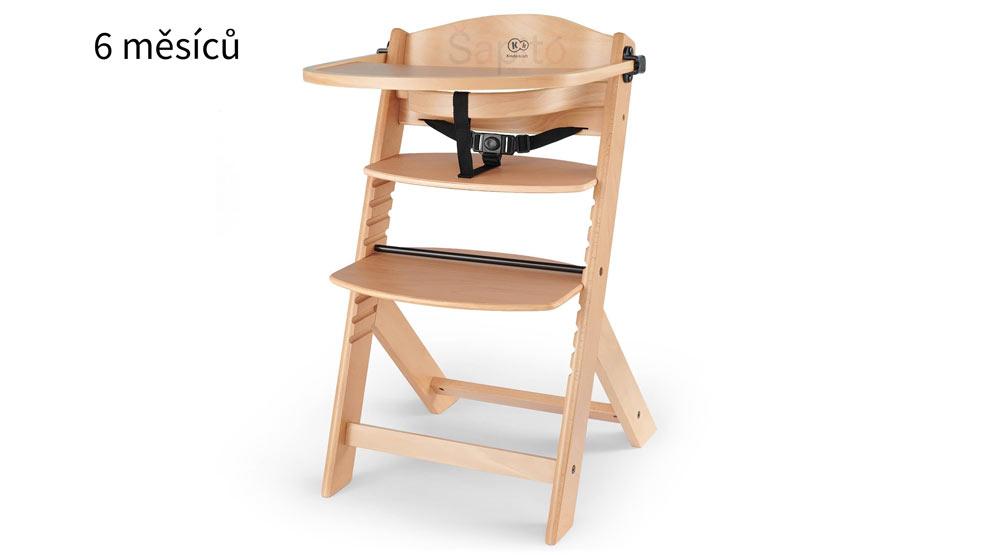 jídelní židlička kinderkraft enock