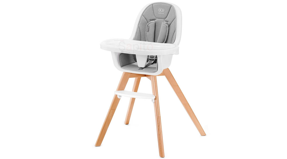 kinderkraft tixi jídelní židlička 2v1