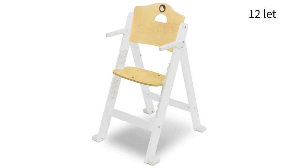 dětská jídelní židle