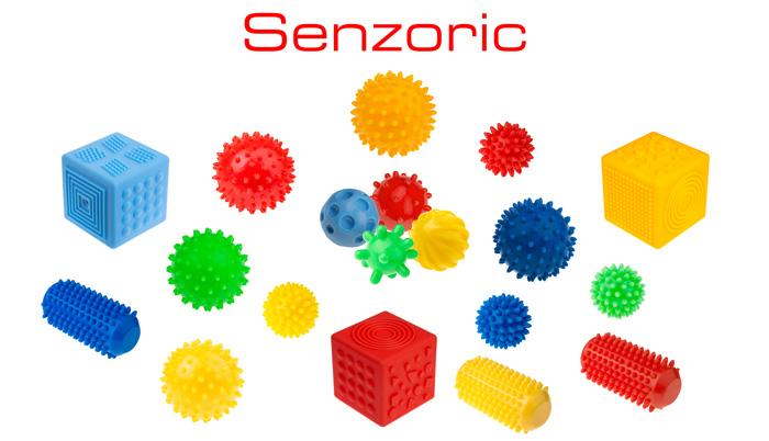 Senzorické pomůcky