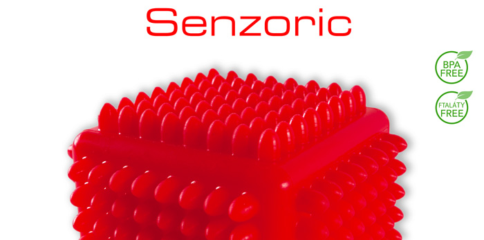 pomůcky pro senzomotorickou stimulaci
