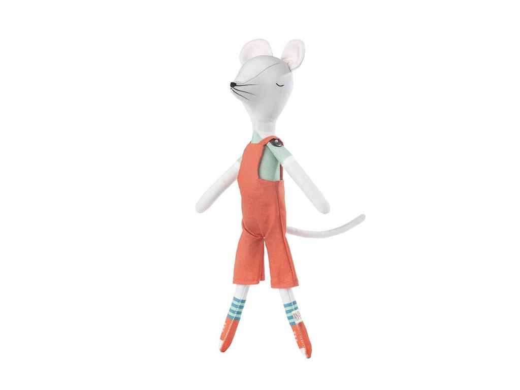 Pani Pieska panáček myšák