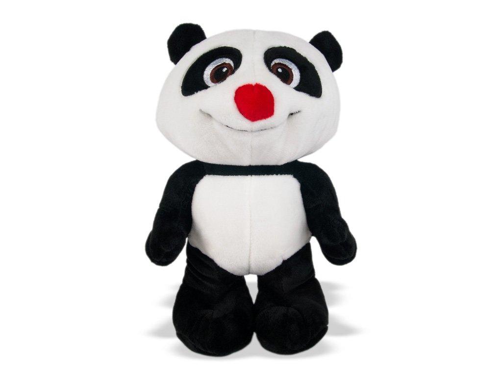 Černobílá hračka pro novorozence