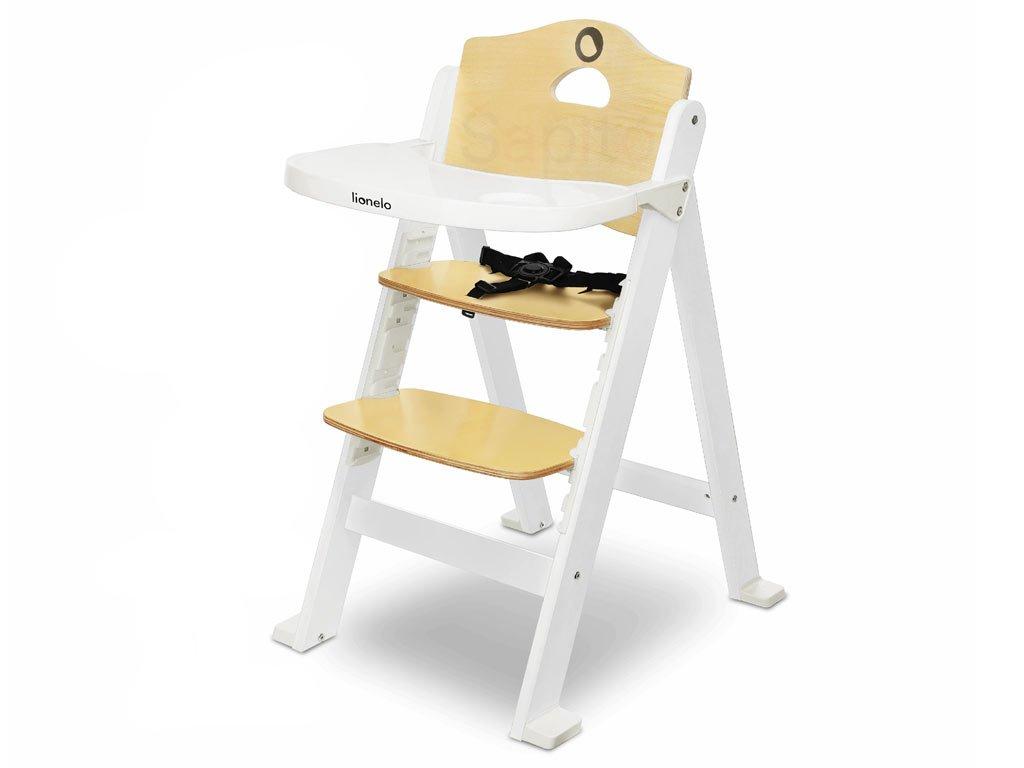 rostoucí jídelní židlička
