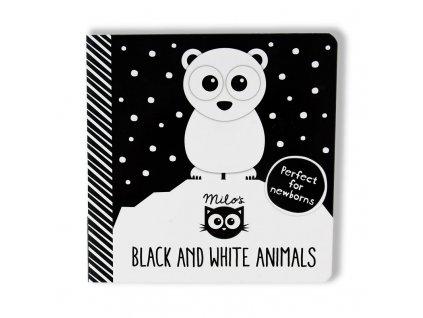 Milos Black and White Animals