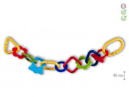 řetěz do kočárku