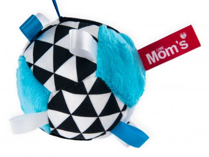 Kontrastní hračka pro miminka