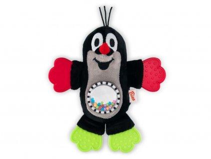 Černobílá hračka - Krteček