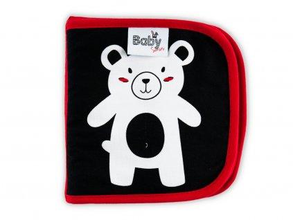 černobílé hračky pro kojence