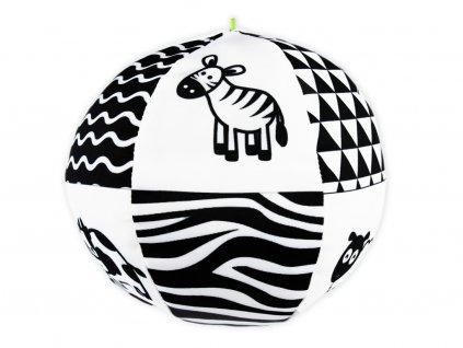 černobílé hračky pro novorozence