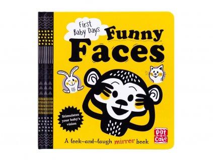 kontrastní knihy pro miminka