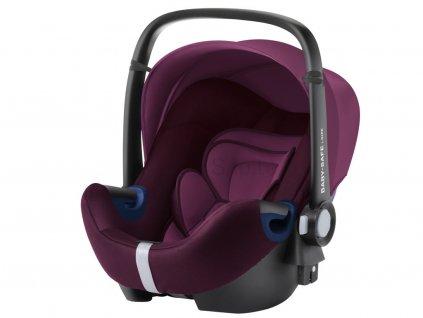 autosedačka novorozenec