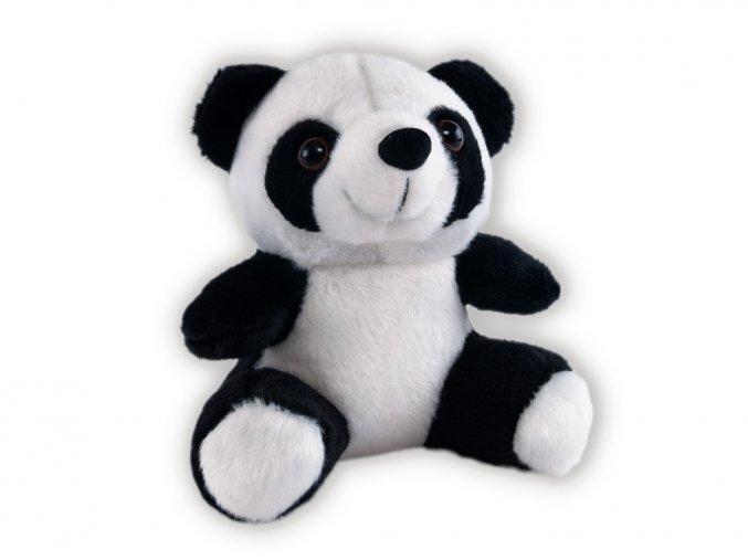 Černobílá hračka panda