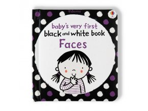 Baby's very first black and white books - Faces